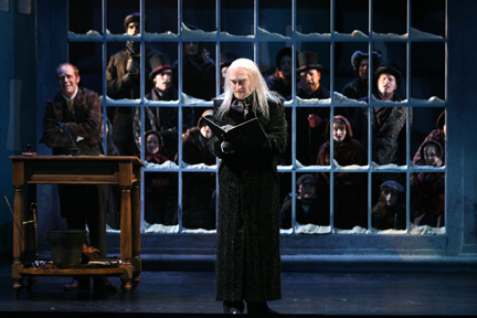 Act Christmas Carol.A Christmas Carol At American Conservatory Theater Act