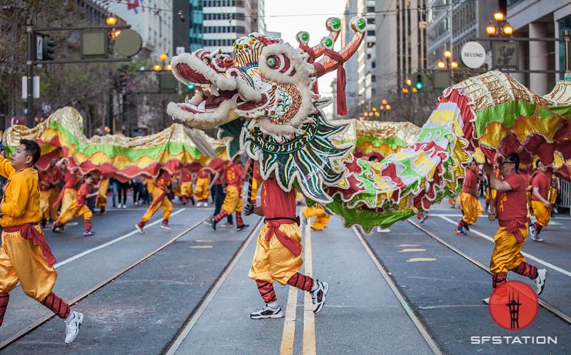 Chinese New Year parade - San Francisco Forum - TripAdvisor