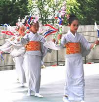 Kristi Yamaguchi S Children S Day Festival At Japantown In San