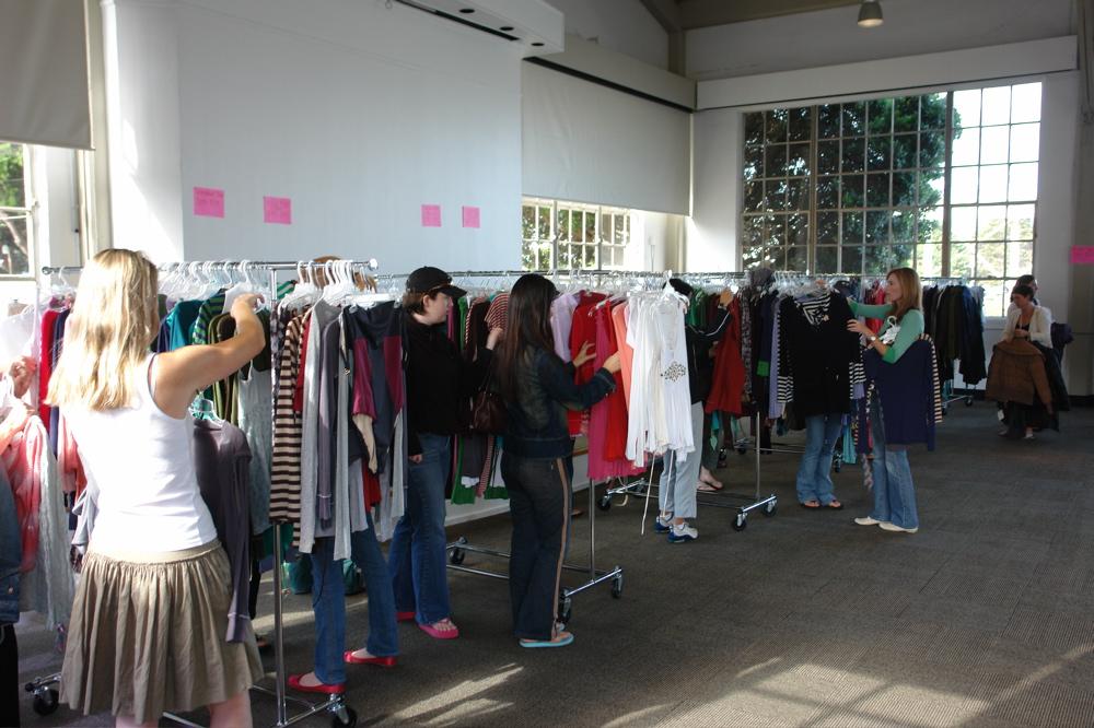 bea2447b90ee BCBG Sample Sale Extravaganza at Fort Mason Center in San Francisco ...