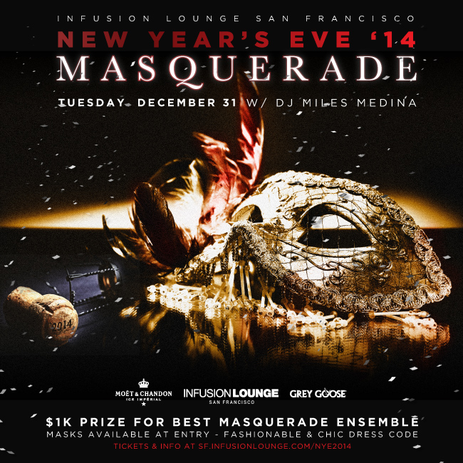new years eve 2014 masquerade original