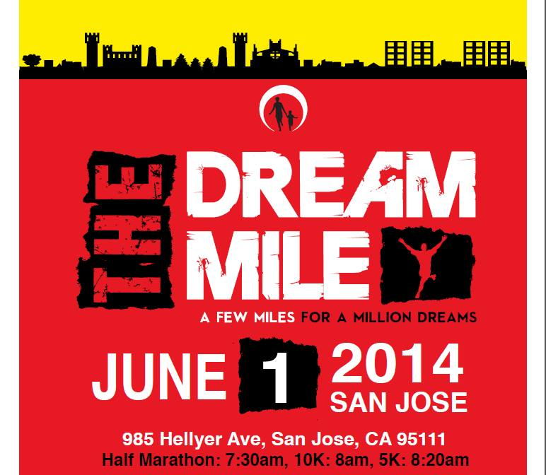Dream Mile 5K 10K Half Marathon Run And Walk At Hellyer County Park
