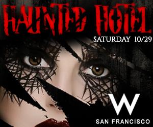 Halloween Hotel San Francisco