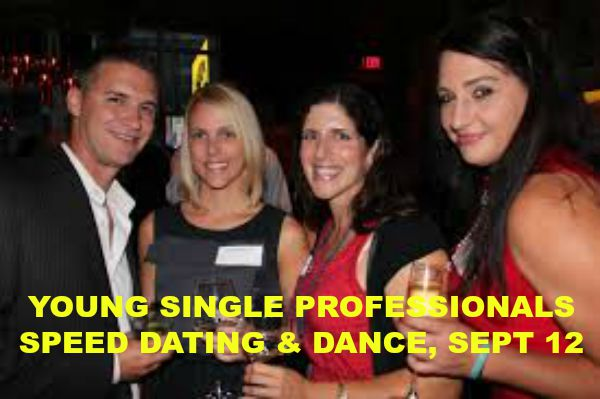 speed dating london young professionals