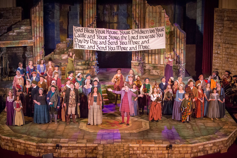 33rd Annual Christmas Revels at Oakland