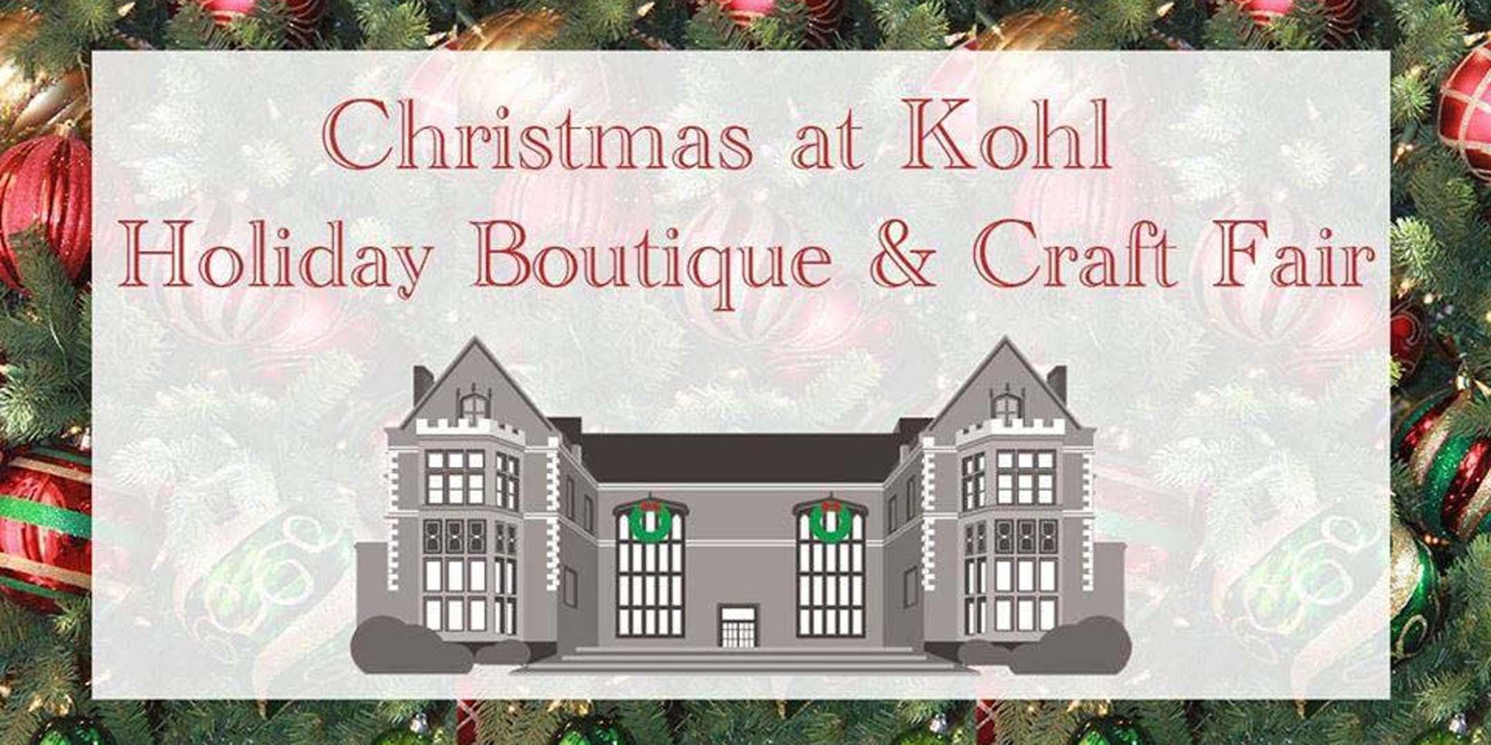 Christmas at Kohl at Kohl Mansion in San Francisco Tickets ...