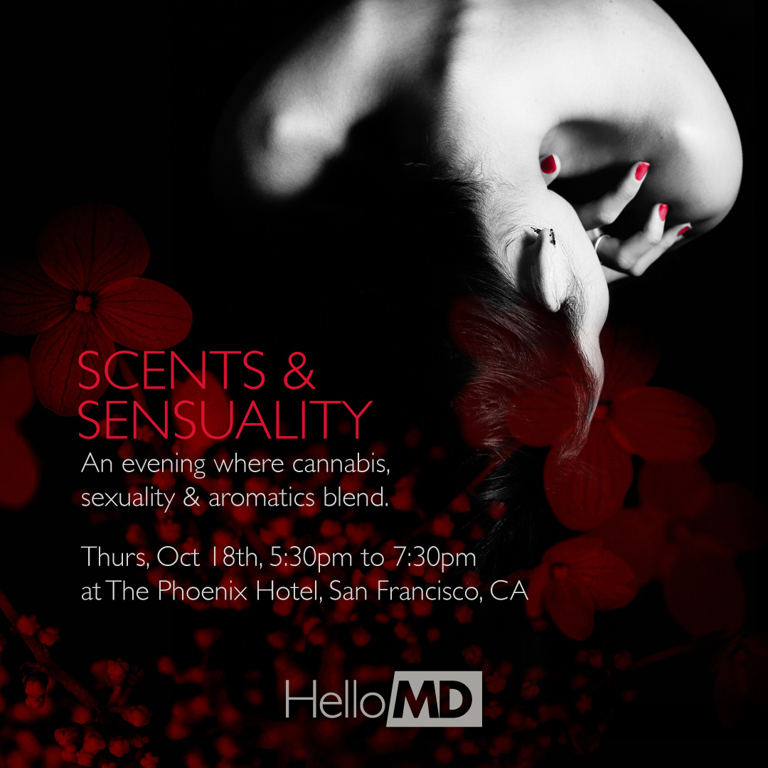 Scents & Sensuality at Chambers in San Francisco - October