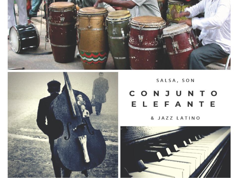Live Latin Jazz Music at Scopo Divino in San Francisco