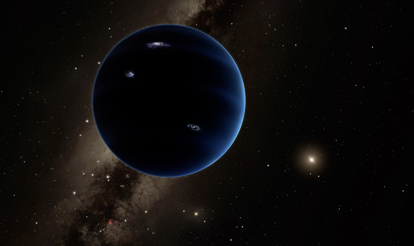Free On-line Talk on the Search for Planet 9 in our Solar ...