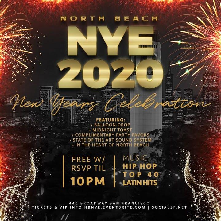 Free North Beach New Years
