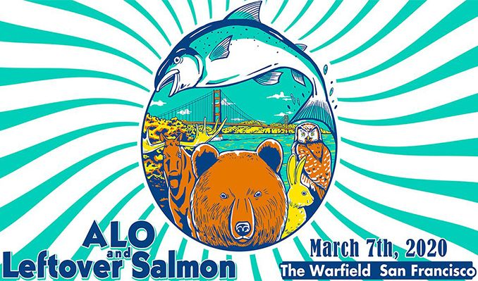 Events In San Francisco March 2020.Alo And Leftover Salmon At The Warfield In San Francisco