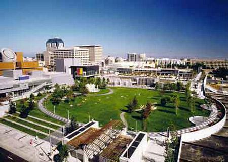 Yerba Buena Gardens Sfstation
