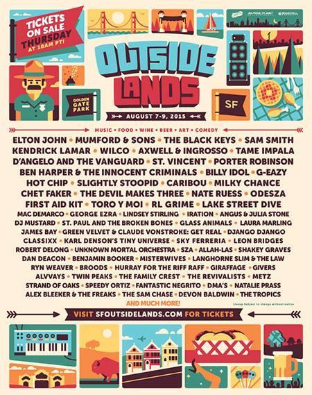 Outside Lands Music Festiva...