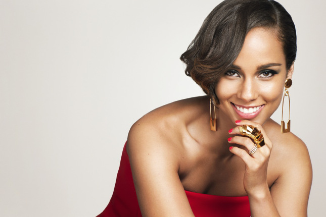 Alicia Keys to perform Free...