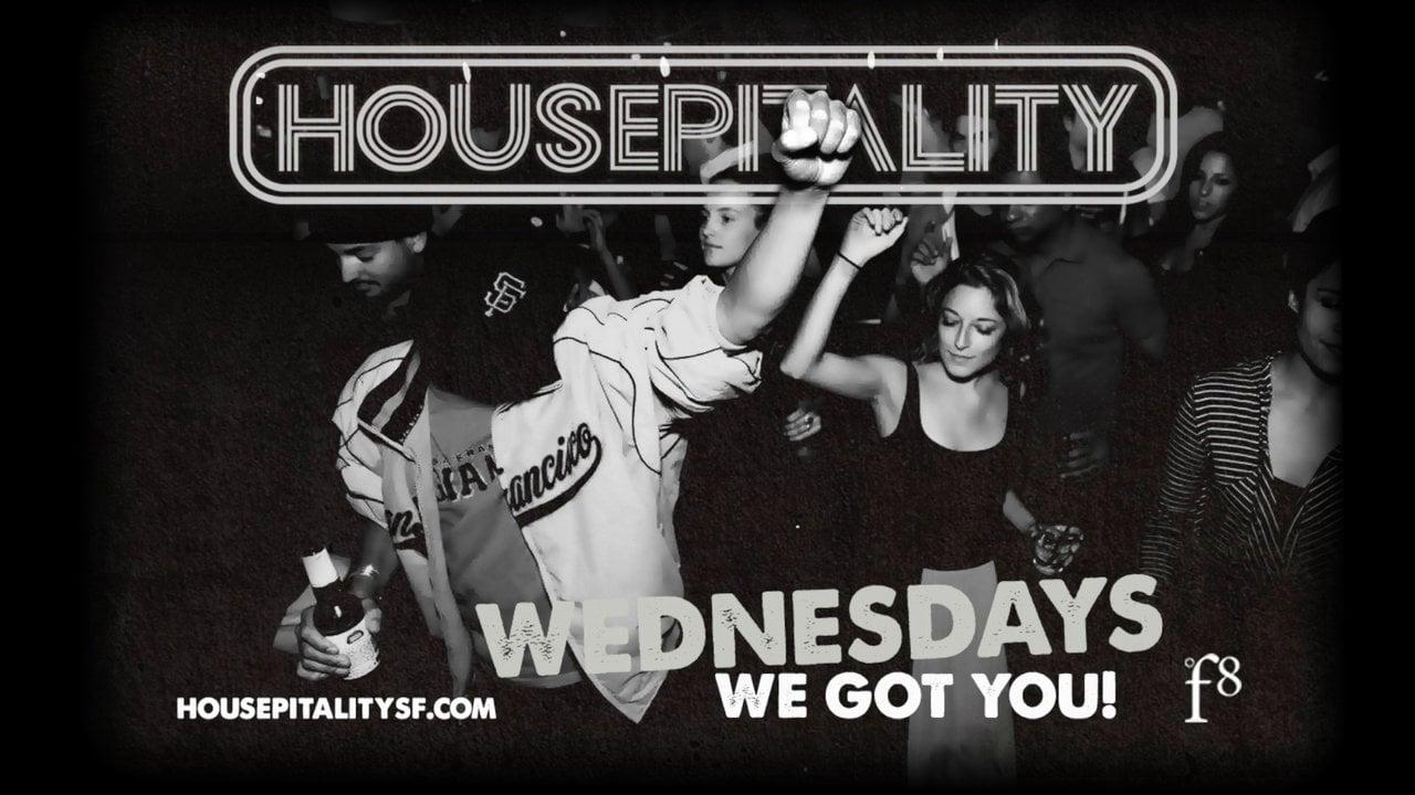 HOUSEPITALITY feat ANTHONY ...