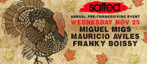 Salted Annual Pre - Thanksg...