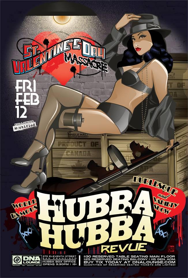 Hubba Hubba Revue: St. Vale...