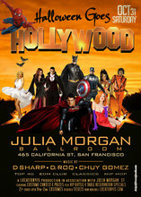 Halloween Hollywood