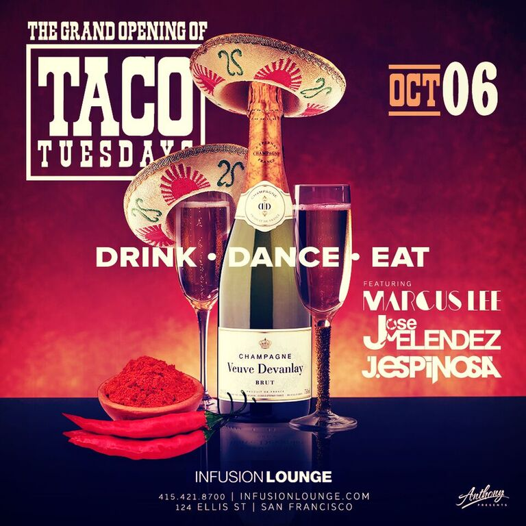 The Launch of Taco Tuesdays...