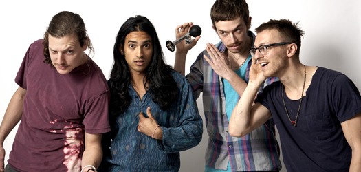 Yeasayer with Young Magic