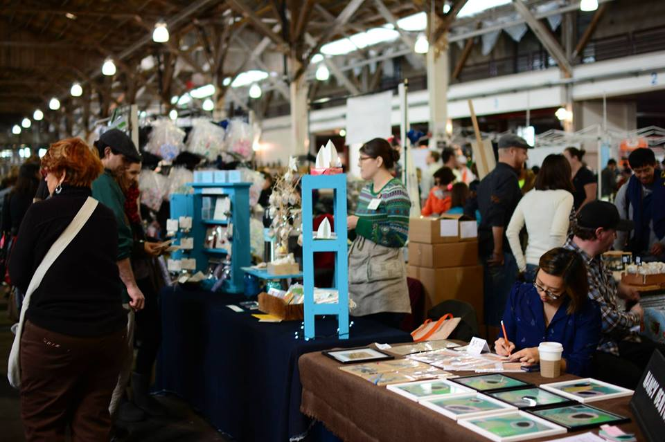 SF Etsy Indie Holiday Empor...