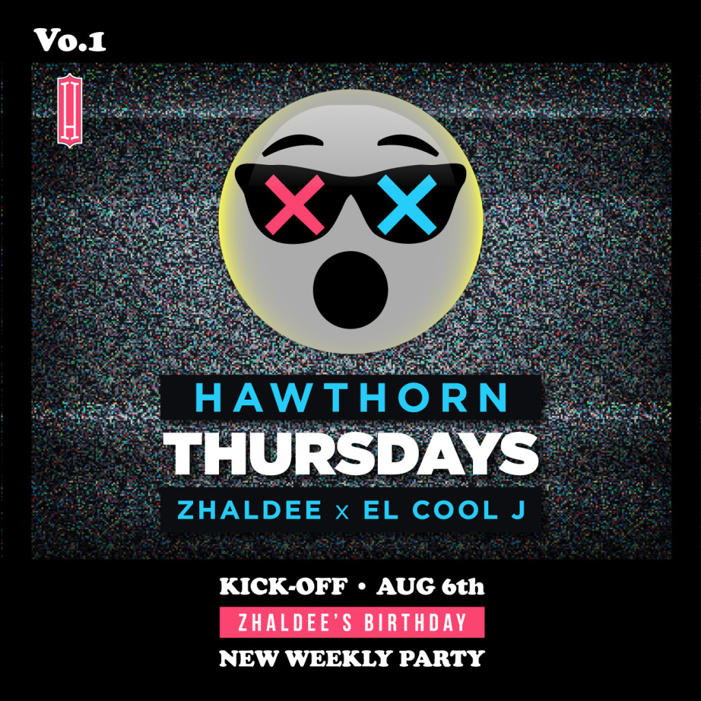 Kick-Off Party for NEW Hawt...