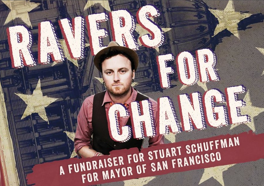 Ravers For Change: A Fundra...