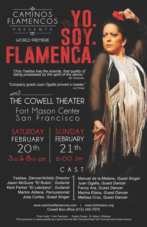 Yo. Soy. Flamenca.