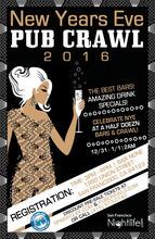 PubCrawl San Francisco New Years 2017