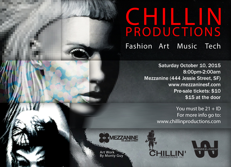 Chillin' Productions Presen...