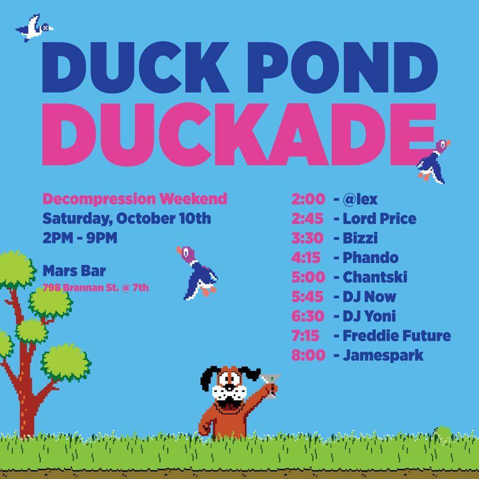 Duckpond Duckade Celebratio...