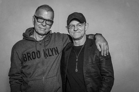 Tony Visconti + Woody Woodm...