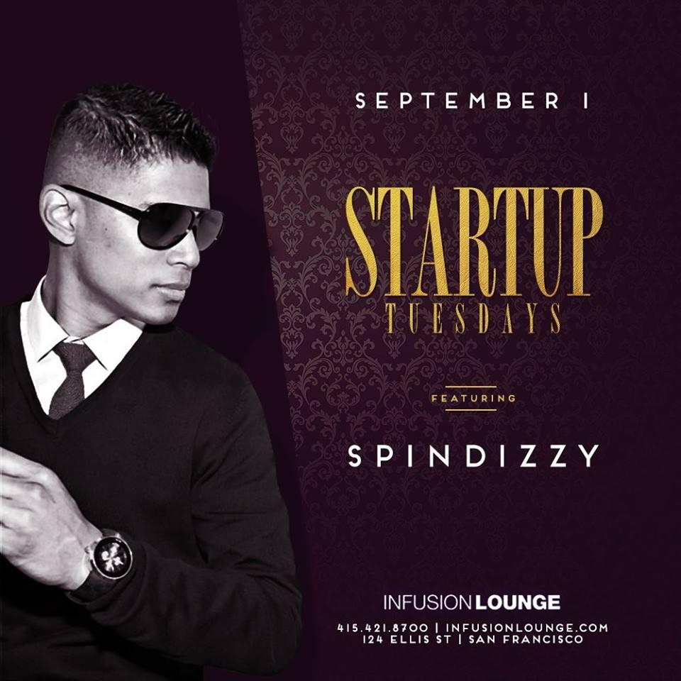 Startup Tuesdays | DJ Spind...