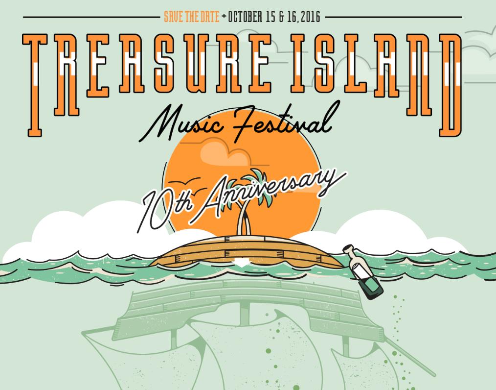 Treasure Island Music Festi...