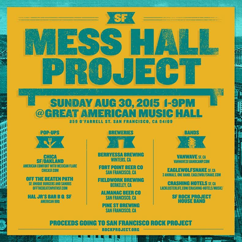 Mess Hall Project
