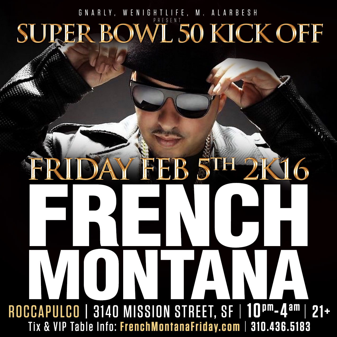FRENCH MONTANA Championship...
