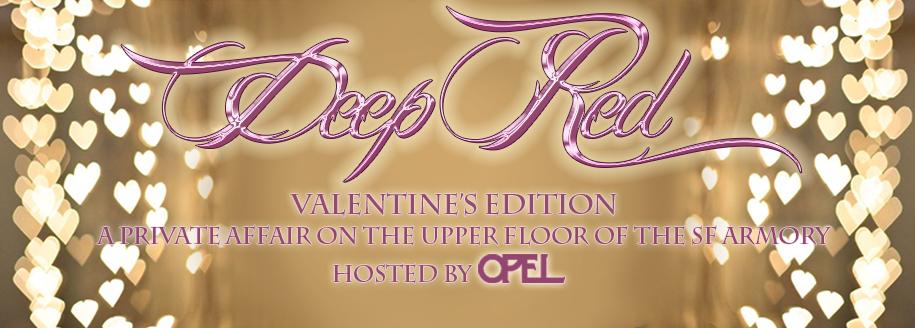 Deep Red Valentine's Editio...
