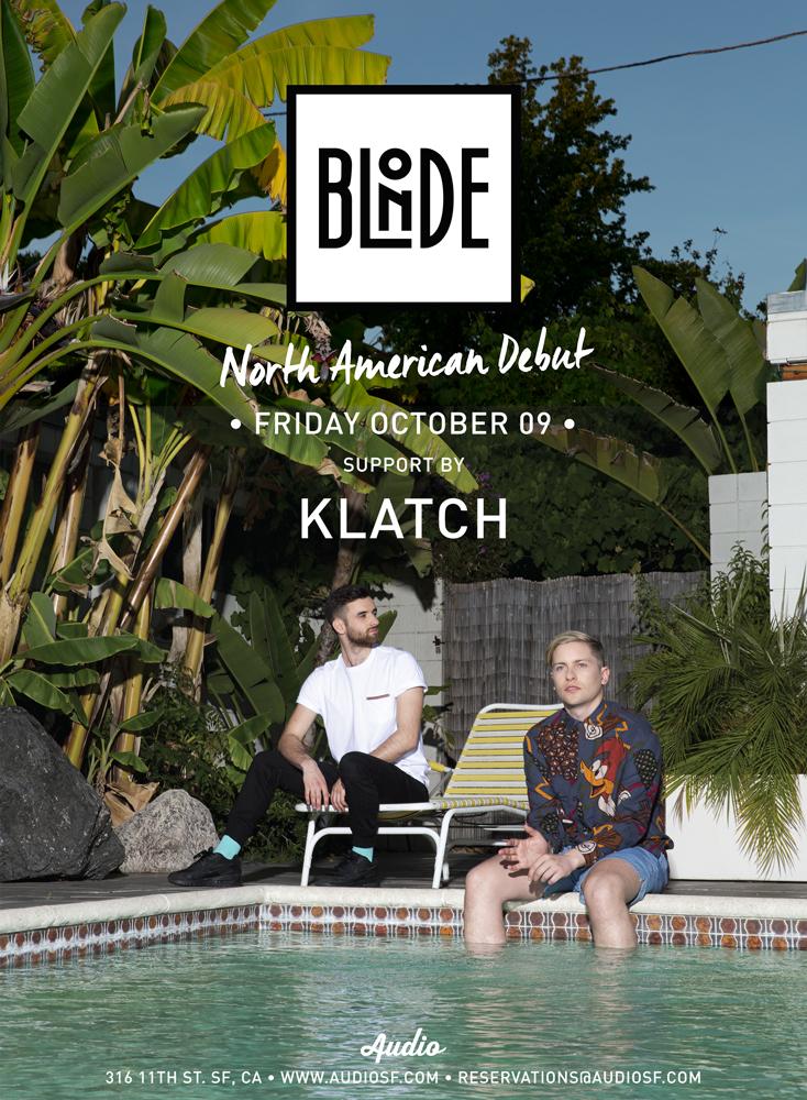 Blonde + Klatch