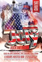 Rock The Yacht: 4th of July...