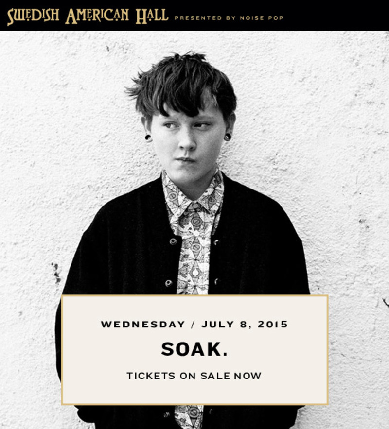 SOAK / Kacey Johansing
