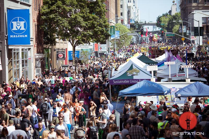 How Weird Street Faire
