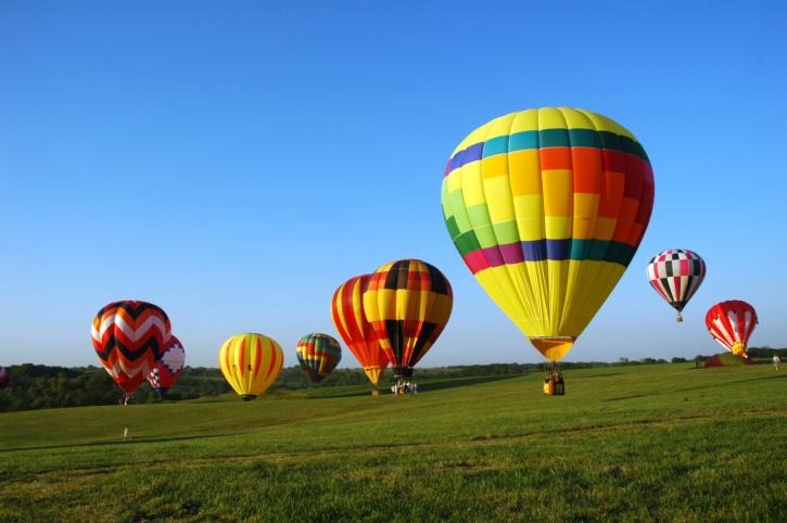 Sonoma County Hot Air Ballo...
