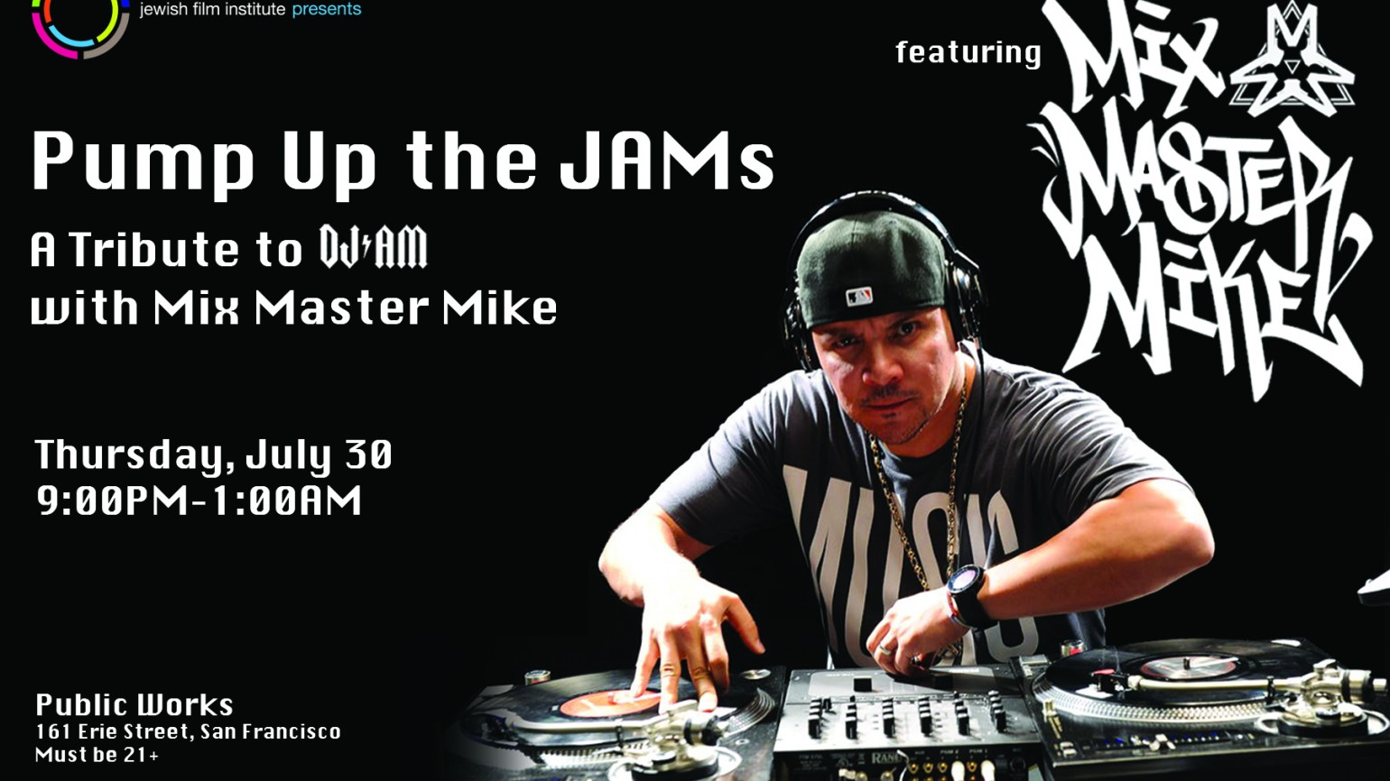 A Tribute to DJ AM: Live wi...