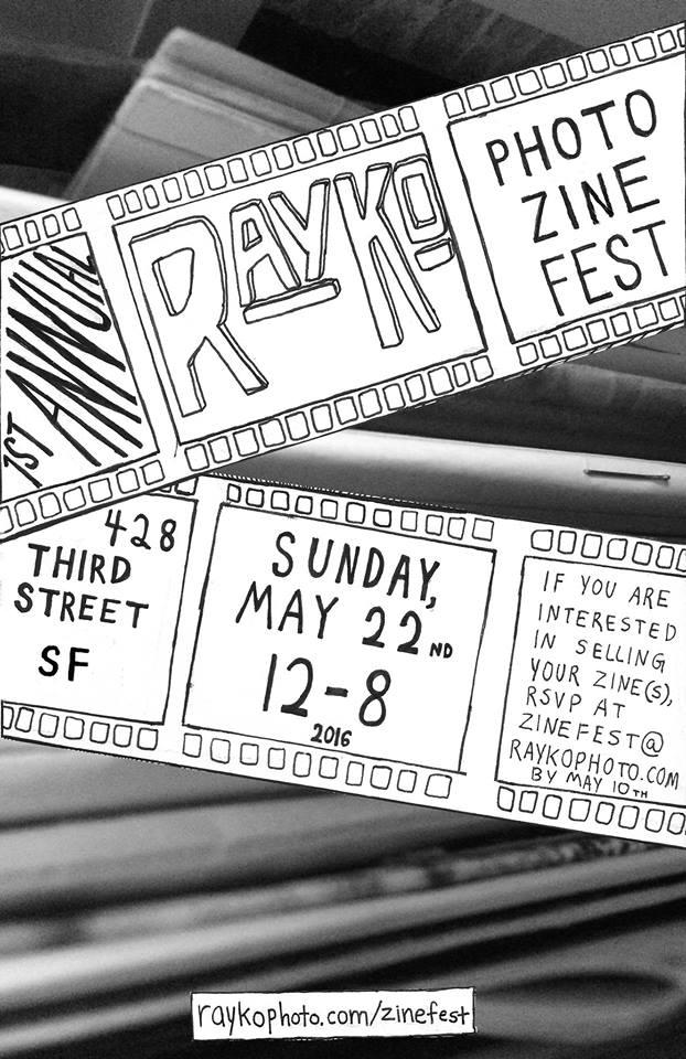 RayKo Zine Fest