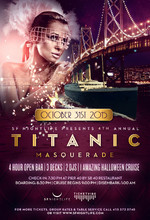 Titanic Boat Party Halloween