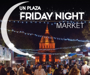 Friday Night Market at UN P...