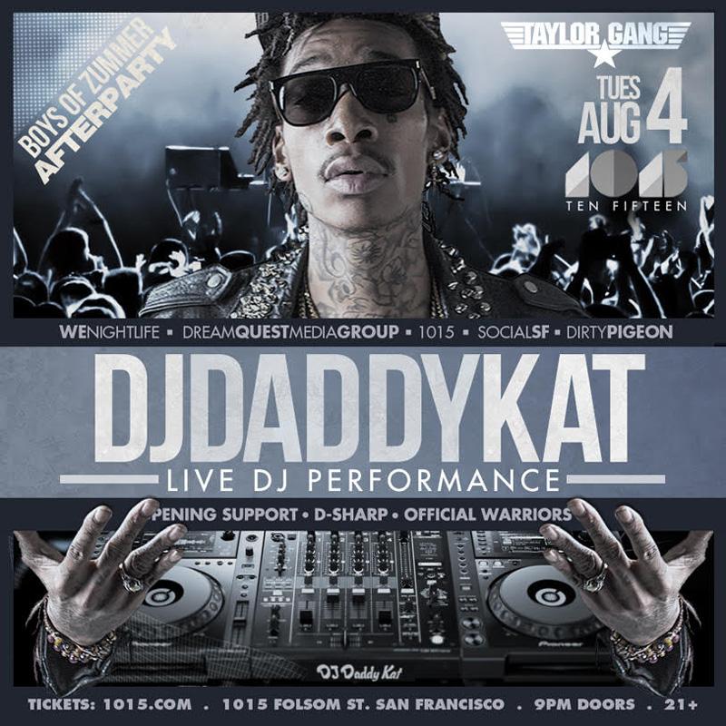 DJ DADDY KAT aka WIZ KHALIF...