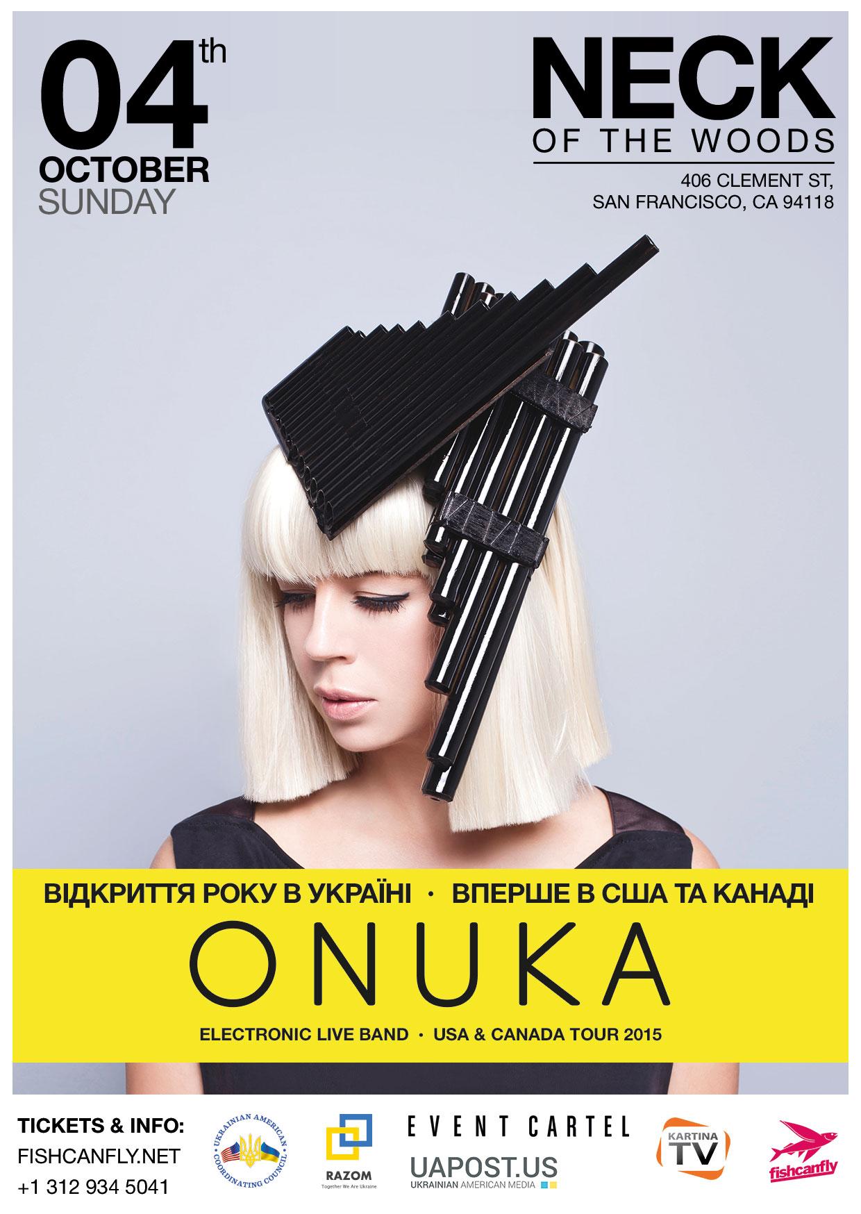 ONUKA (Live)