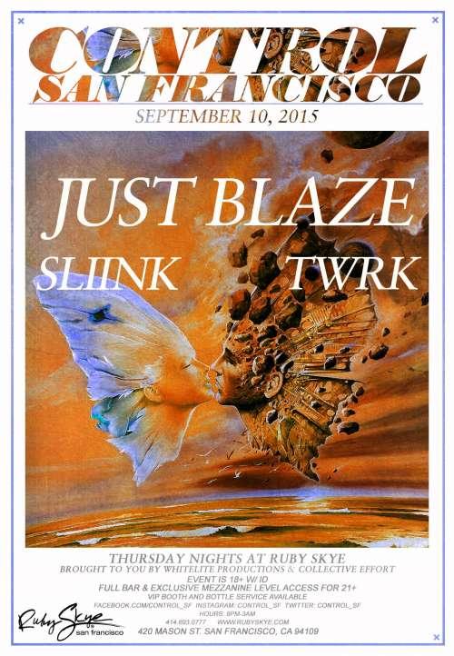 Control: Just Blaze, Slink,...