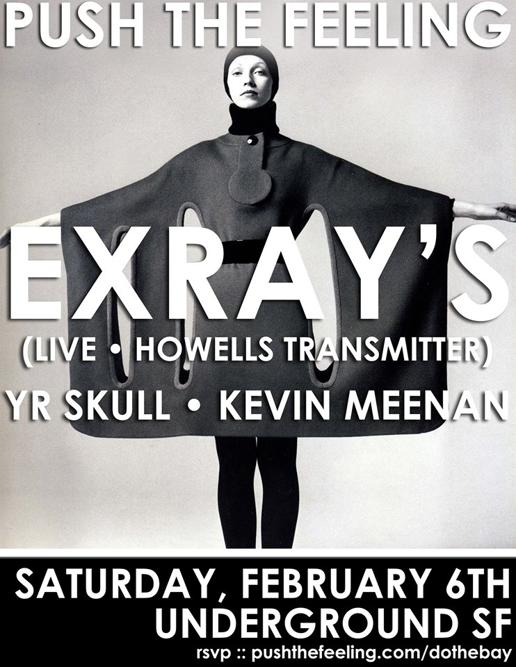Push The Feeling: Exray's (...